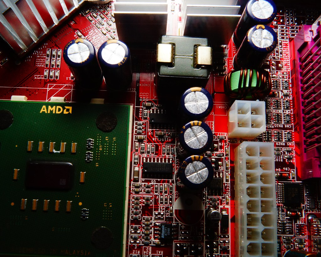 The Worlds Best Photos Of Choke And Wire Flickr Hive Mind Capacitorcircuit My Shadow Matthewsdean78 Tags Blue Light White Black Green Computer Board