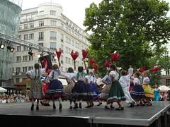 Budapest, Danube Carnival 2013 (Sandra Kirly Pictures) Tags: carnival dance budapest folklore duna danube karnevl