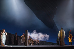 How to Stage an Opera: Tosca and one day in Rome