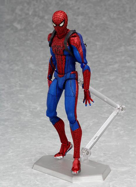 Maxfactory figma 蜘蛛人