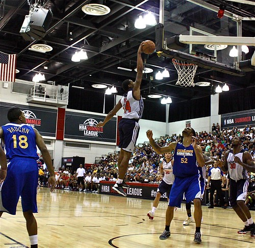 Glen Rice Jr. Dunk - NBA Summer League