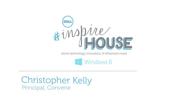 Thumbnail for Entrepreneurs gather to hear how tech fuels growth at the #InspireHouse