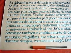 Humanstica (xelo garrigs) Tags: letters calligraphy letras caligrafa calligraphie xelo calligrafia humanstica garrigs