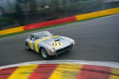 Spa Six Hours 2013 (Guillaume Tassart) Tags: classic belgique automotive ferrari historic legends hours six spa 250 motorsport francorchamps swb