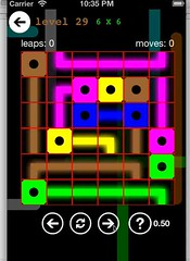 FlowArrange 6 X 6 levels - -120012154 (hilery_FlowArrange) Tags: flow iphone arrange ipad