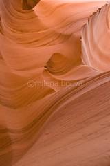 antelope canyon,arizona (milena boeva) Tags: arizona page navajo slotcanyon antelopecanyon naturelowerantelopecanyon wwwmilenaboevacom