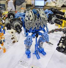 BRICKFAIR140 (dviddy) Tags: kevin factory lego system va convention hero fusion bionicle moc hinkle 2013 bzpower brickfair