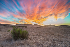 National Parks are Open for Business (Extra Medium) Tags: sunset mountains venturacounty nikond4 santamonicamountainsnationalrecreationarea singhrayrgnd leewideangleadapter