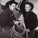 John Ford's WAGONMASTER (1950) - Ben Johnson & Harry Carey, Jr.