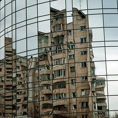 City portrait (Antonela's Images) Tags: city reflection architecture buildings palazzo città riflesso arhitectura
