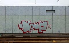 Graffiti (oerendhard1) Tags: urban streetart art graffiti rotterdam vandalism trackside