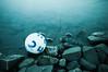 Long Exposure Buoy (jseadogg) Tags: longexposure harbor maine belfast coastline buoy hoyandx400
