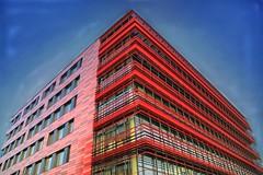 Berlin Osthafen Architektur (1) (Lens Daemmi) Tags: berlin canon germany deutschland eos headquarters cocacola spree friedrichshain zentrale osthafen 70d