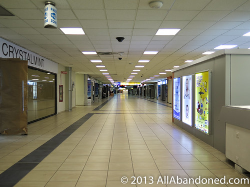Reminds me of the Nanuet Mall