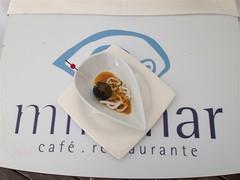 Con esta tapa desde Terraza Restaurante Miramar hemos querido realizar una propuesta sabrosa y con la que sorprender a todos los que nos visiten