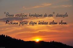 Selâм (gLySuNfLoWeR) Tags: islam selam dua iman rızık helal müslüman islamiyet