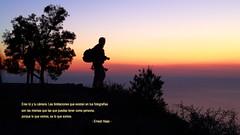 porque lo que vemos, es lo que somos (Cani Mancebo) Tags: sunset espaa contraluz atardecer spain murcia cartagena canimancebo