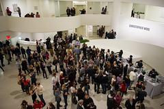 Art After Dark: Playlist & Live Performances by City of The Sun, Dec 13 (Solomon R. Guggenheim Museum) Tags: performance guggenheim guggenheimmuseum christopherwool cityofthesun robertmotherwell artafterdark