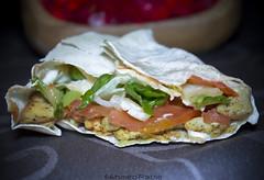 Shawarma  Homemade (© Ahmed rabie) Tags: light test food photography soft flash first morocco homemade softbox external