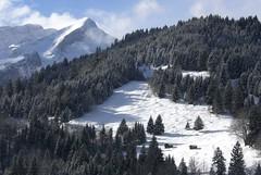 Alpspitz Trilogy: Sun (bookhouse boy) Tags: schnee winter snow mountains alps sneeuw berge neige alpen garmischpartenkirchen 2014 wetterstein eckbauer graseck 28januar2014