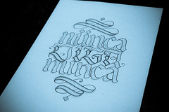 rasc (ailson_rolemberg) Tags: art poster design sketch letters type lettering press tipografia letras tipo caligrafia tipography typedesign typograhy