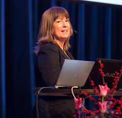 """""""Sociala intranät. Hur funkar det? Erfarenheter från Vattenfall"""" – Birgitta Ekman Lissgärde, Head of Internal web Vattenfall"""
