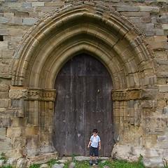 Portalada del monestir de Santa Maria... (Bernat Molera) Tags: barcelona catalonia monastery catalunya romanesque romanic lapobladelillet catalunyaexperience uploaded:by=flickstagram bergued descubreixcatalunya instagram:photo=529657242183184441396185683