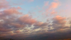 DSC_7849 (crane_026) Tags: sky cloud  settingsun  so02c