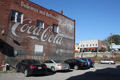 Coca-Cola Ad, Tarentum, PA (joseph a) Tags: sign mural pennsylvania coke cocacola ghostsign tarentum paintedadvertisement alleghenyvalley