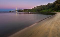 Clipper_Cove (Mike_Valera) Tags: sanfrancisco longexposure baybridge hdrphotography canon6d indurotripod induroct214