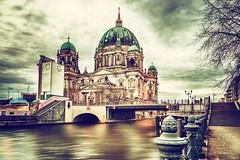 Berlin, Germany (Paul Lapinski) Tags: berlin river germany niemcy apiski