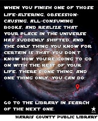 you are here (hcplebranch) Tags: reading marketing libraries books ebranch digitalservices harriscountypubliclibrary facebookgraphics harriscountypl