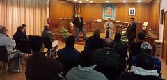 nicio de las obras de colaboración social impulsadas por el Ayuntamiento