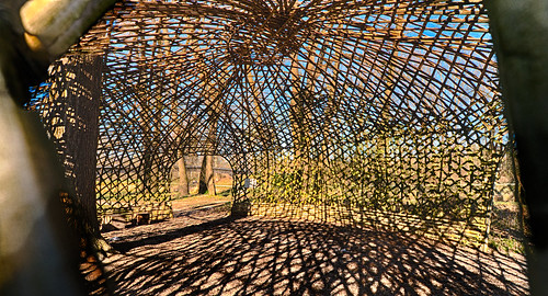 Bambushaus