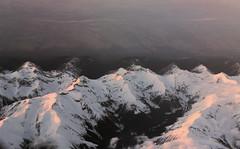 Carpathia (Harlory) Tags: above sunset mountain snow plane flying air romania outstandingforeignphotographersvisitingromania