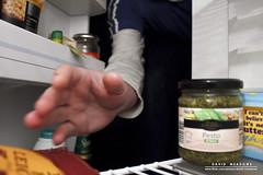Play It Cool (DMeadows) Tags: food home kitchen beer cheese soup spread milk store lemon fridge hand arm eat butter snack jar jelly reach refrigerator jam pesto shelve davidmeadows dmeadows davidameadows dameadows