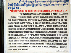 Choeung Ek, Killing Fields