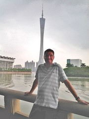 "Canton tower • <a style=""font-size:0.8em;"" href=""http://www.flickr.com/photos/81402356@N00/14070669317/"" target=""_blank"">View on Flickr</a>"