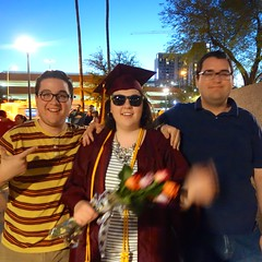 My ASU gang! (kevin dooley) Tags: arizona andy jack university state sony fork asu maeve dooley tempe rx100