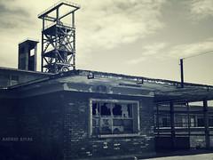 Fantasmal (La Ciudad de los Mineros) Tags: minas oxido ruinas lota abandonados chiflon