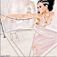 F I N E S M I T H SUMMER ANTHEM- SUMMER HUNT (Lycilla Resident) Tags: summer news fashion blog unique goddess jewelry blogger fantasy secondlife virtual glam gown gowns hunt slink fashionartphotography finesmith lelutka