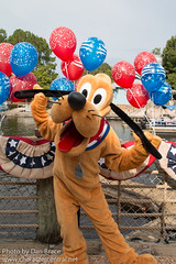 Pluto (4th of July)