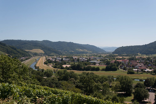 Vue sur Gengenbach