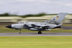 Luftwaffe German Air Force Tornado at The Royal International Air Tattoo RIAT 2015, RAF Fairford