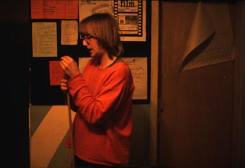 "Pausenbillard (1985) • <a style=""font-size:0.8em;"" href=""http://www.flickr.com/photos/69570948@N04/19903223610/"" target=""_blank"">View on Flickr</a>"