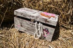 DIY project: Pirate treasure box (markopoulou) Tags: diy treasure box jewellery pirate shabbychic