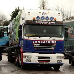 ERF ECX 6x2 B Sandiford Accrington MC52UUX Frank Hilton IMG_5216 (Frank Hilton.) Tags: classic truck lorry eight wheel maudsley aec atkinson albion leyalnd bristol austin outside heavy haulage crane 8 axle