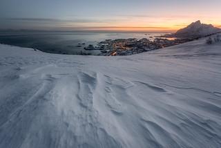 Vestfjorden Sunset - Kabelvåg