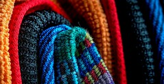 Macro Mondays - Cloth/Textile (DeZ - light painter) Tags: macromondays macro tamron90mmf28 nikon nikond610 hdr macromondaysclothtextile dez design guelphcanada