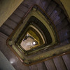 (3/12: Point of view) Starway to friends (ponzoñosa) Tags: monthly prompt device 52weeks star stairway stairs escalera hotel valladolid hueco literaly
